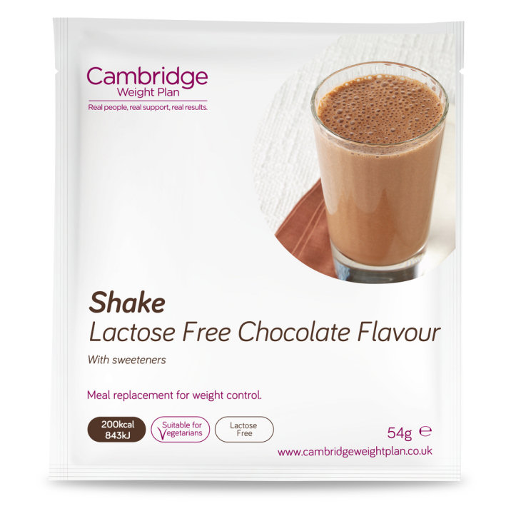 Cambridge Weight Plan Chocolate Lactose Free